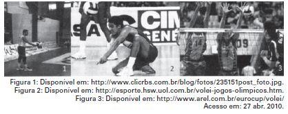 Resultado de imagem para Figura 1: Disponível em: http://www.clicrbs.com.br/blog/fotos/235151post_foto.jpg. Figura 2: Disponível em: http://esporte.hsw.uol.com.br/volei-jogos-olimpicos.htm. Figura 3: Disponível em: http://www.arel.com.br/eurocup/volei/ Acesso em: 27 abr. 2010.