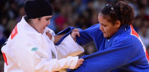 Primeira mulher saudita nos Jogos Olímpicos ganhou em aplausos